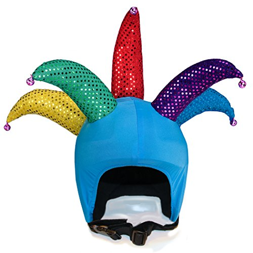 (CrazeeHeads Hankster The Prankster Helmet Cover)
