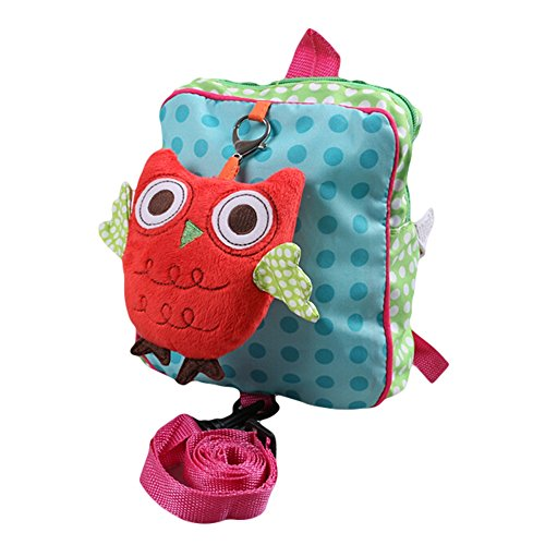 Hessie Toddler Minipack Backpack   Reins - Owl - Buy Online in KSA. Baby  Product products in Saudi Arabia. See Prices, Reviews and Free Delivery in  Riyadh, ... f2873acf78