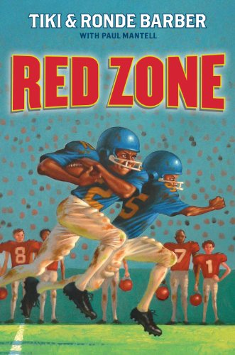 - Red Zone (Barber Game Time Books)