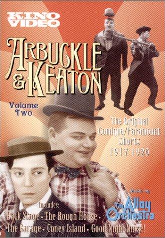 Arbuckle & Keaton, Vol. 2 by Kino Video