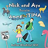 Nick and Aya Travel to Argentina