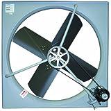 "TPI Corporation CE-24-B Commercial Exhaust Fan, Single Phase, 24"" Diameter, 120 Volt"