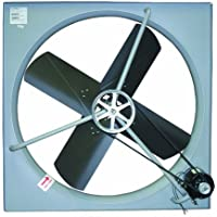 TPI Corporation Commercial Exhaust Fan, Single Phase, 120 Volt