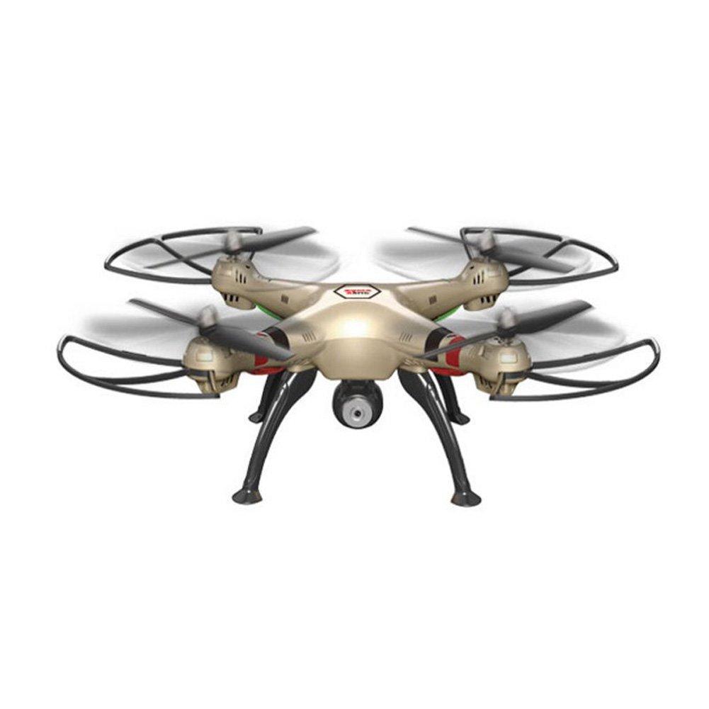 Wildlead X8HW Wifi WIFI Echtzeit Bilder Übertragung FPV 2.0MP HD Kamera RC Quadcopter mit Höhe halten und kopflos