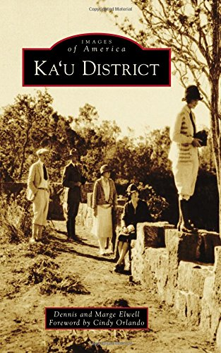 Ka'u District (Images of America) (Ka Für Hi)