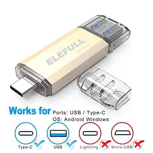 Gold LHN 8GB Swivel Cross Pendant USB 2.0 Flash Drive