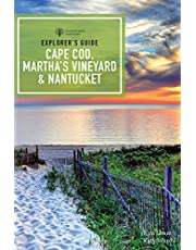 Explorer's Guide Cape Cod, Martha's Vineyard, and Nantucket