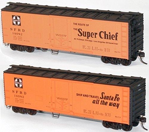 Accurail 8501 HO KIT 40' Steel Reefer, SF