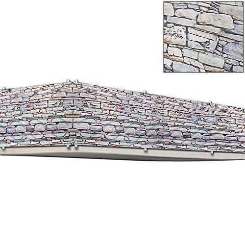 Deuba Windschutz 5m Uv Schutz 50 Wasserabweisend Sichtschutz