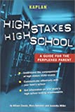 High Stakes High School, Allison Zmuda and Jeanetta Miller, 0743212681