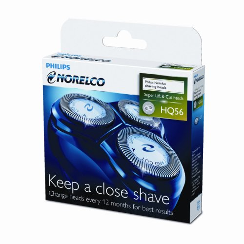 Philips Norelco HQ56 Micro Action & Reflex Plus Electric Razor Discounted Pack of 2 Philips-70 ()