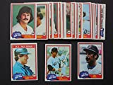 Boston Red Sox 1981 Topps Baseball Team Set with year end High Numbers (33 Cards)***And Receive a FREE Ted Williams 1957 REPRINT Card*** Gary Allenson, Rick Burleson, Bill Campbell, Mark Clear, Dennis Eckersley, Dwight Evans, Carlton Fisk, Butch Hobson, Glenn Hoffman, Carney Lansford, Fred Lynn, Rick Miller, Tony Perez, Tom Poquette, Dave Rader, Chuck Rainey, Jerry Remy, Jim Rice, Joe Rudi, Bob Stanley, Dave Stapleton, Frank Tanana, Mike Torrez, John Tudor and Carl Yastrzemski ans More
