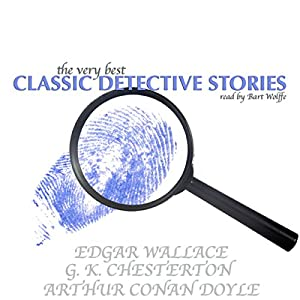 The Very Best Classic Detective Stories Audiobook