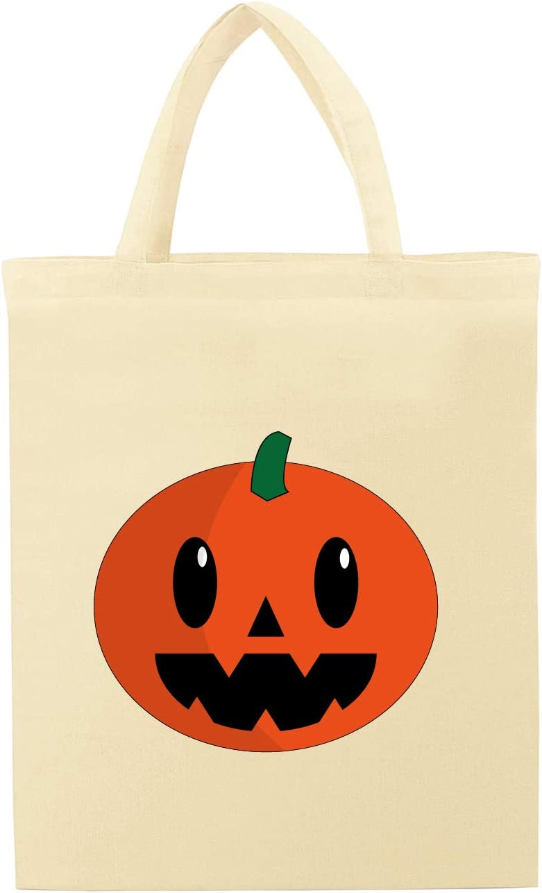 My Custom Style Borsa Shopper Cotone Beige#Halloween-Clown# M50