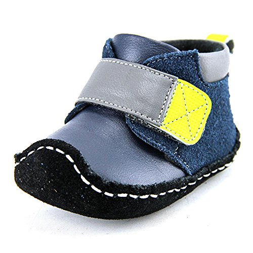 Infant Boy's See Kai Run 'Pacey' Crib Shoe Navy 9-12 months