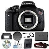canon 60d package deal - Canon EOS Rebel T6i Digital SLR (Body Only) - Wi-Fi Enabled International Version (No warranty)