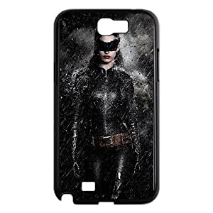 Samsung Galaxy N2 7100 Cell Phone Case Black Catwoman AKK Aluminum Cell Phone Case