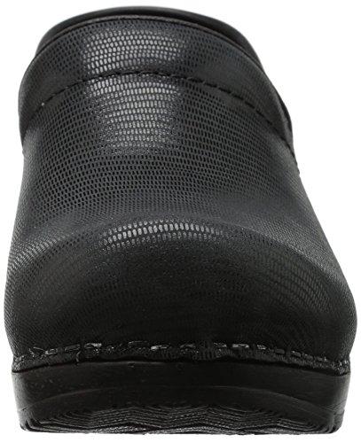 513AO9z4CfL - Sanita Women's Signature-Amazon Mule, Black, 40 EU/9/9.5 M US