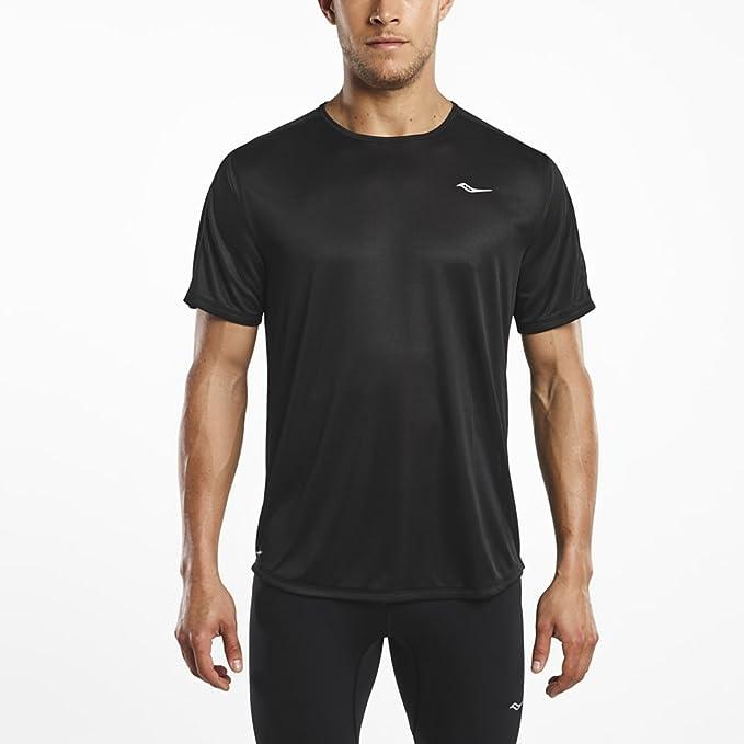 niesamowity wybór Nowe Produkty bardzo popularny Saucony Men's Hydralite Short Sleeve Shirt