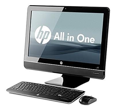 "HP 8200 Elite AIO Business PC, Intel Core i5-2400S, 2.5 GHz, 500 GB, Integrated Intel HD Graphics, Windows 10 Professional 64-Bit, Black, 23"" (Refurbished)"