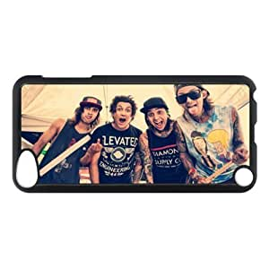pierce the veil X&T DIY Snap-on Hard Plastic Back SkinDiy For Iphone 6 Case Cover 17