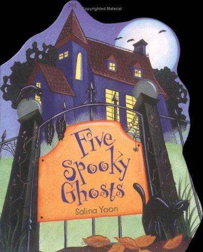 Read Online Five Spooky Ghosts PDF