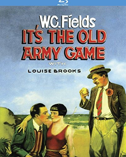 It's the Old Army Game (1926) [Blu-ray]