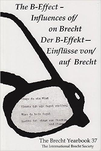 The Brecht Yearbook / Das Brecht-Jahrbuch, Volume 37