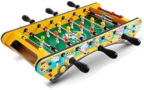 JWDYA Futbolín Futbolín Fútbol de Mesa Juegos de Juegos al Aire Libre en Interiores Jugar Arcade Deportes Diversión: Amazon.es: Hogar