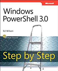 Windows PowerShell 3.0 Step by Step (Step by Step Developer)
