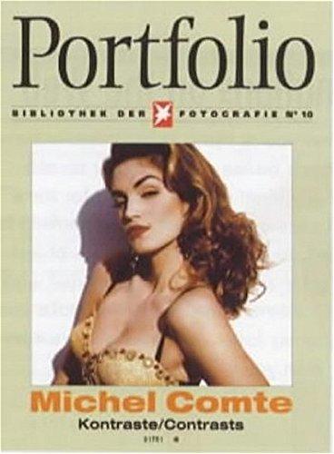 Michel Comte: Kontraste/Contrasts Portfolio (Stern Portfolio Library) (English and German Edition)