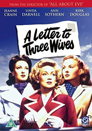 A Letter To Three Wives DVD 1949 Amazon Jeanne Crain
