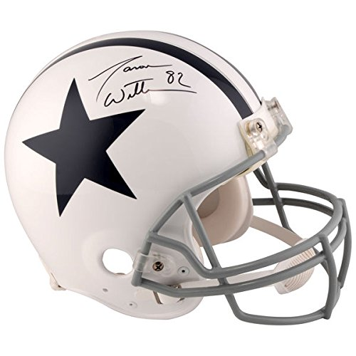 - JASON WITTEN Dallas Cowboys Autographed Riddell Throwback 1960-1963 Pro-Line Helmet FANATICS