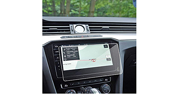 upscreen Scratch Shield Screen Protector compatible with Volkswagen Arteon 2019 Discover Pro 9.2 2019 Anti-Fingerprint HD-Clear