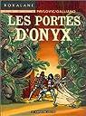 Roxalane, tome 4 : Les portes d'onyx par Pavlovic