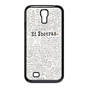 Clzpg Unique Design SamSung Galaxy S4 I9500 Case - Ed Sheeran diy shell phone case