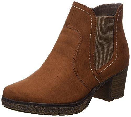 Boots Chelsea Brown 25469 Softline Women''s 304 mocca AqwUAPpz