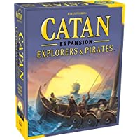 Catan: Explorers and Pirates Expansion Board Game