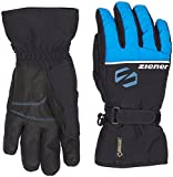 Ziener Waterproof Laber GTX Kids' Outdoor  Gloves available in Persian Blue - Size 5.5