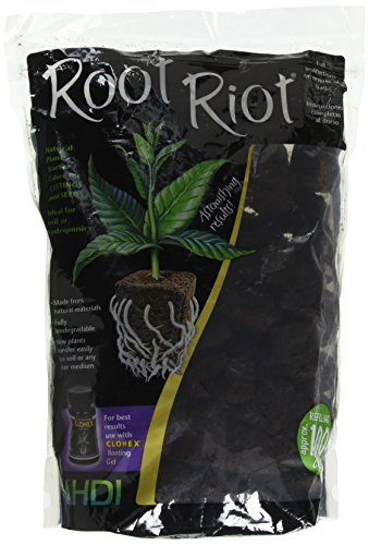 Hydro Dynamics Root Riot Plugs, 100 Cubes
