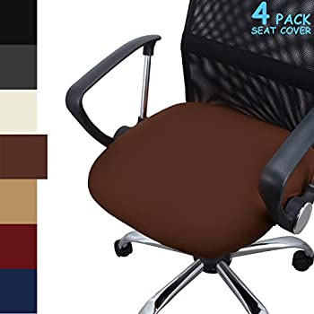 Amazon Com Universal Stretch Seat Covers 4 Pack Fabric