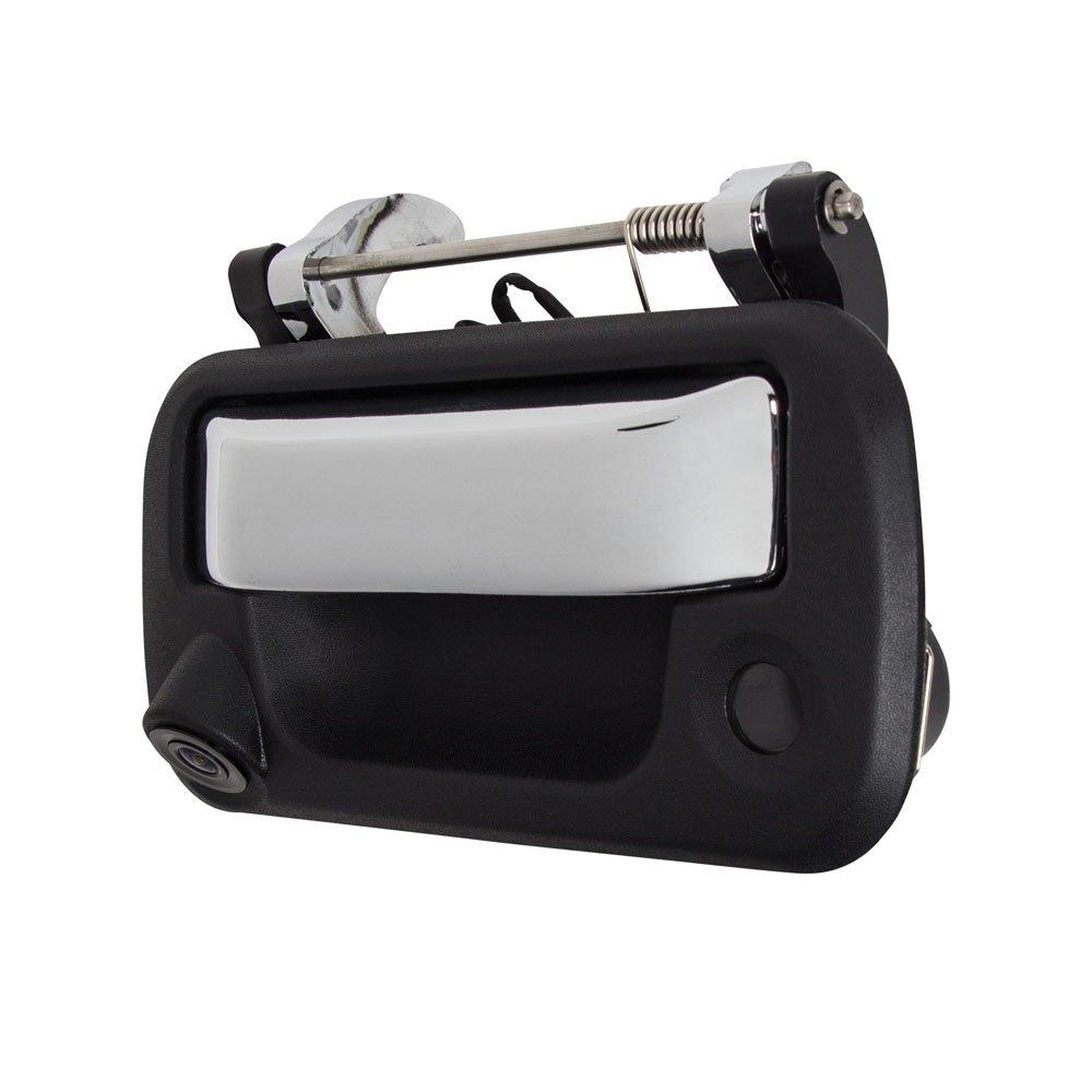 iBeam USA TE-FCTGC Ford Chrome Tailgate Handle Camera