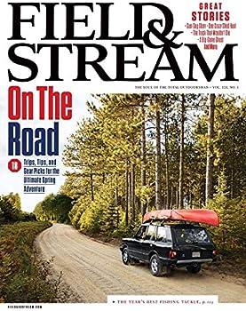1-Year Field & Stream Magazine Subscription