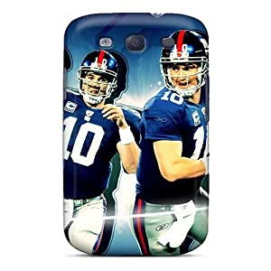 Galaxy S3 Cover Case - Eco-friendly Packaging(new York Giants)