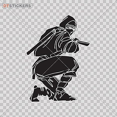 Amazon.com: Pegatina Assassin s Samurai Ninja T Durable ...