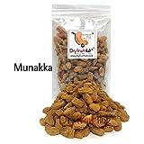 Dry Fruit Hub Raisin with Seeds (Munakka) - Large - Pack of 500 Grams (1.1 lbs)