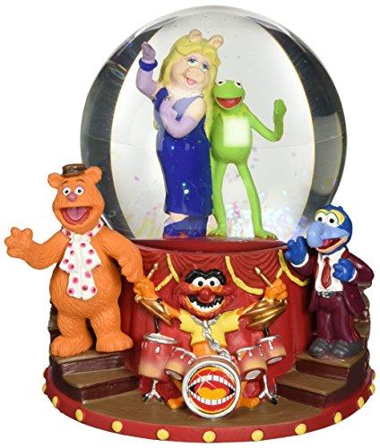 Resin Disney Showcase The Muppets Music Box Electric Mayhem #171712