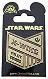 #3: Disney Pin - Star Wars: Rogue One - X-Wing Pilot Badge