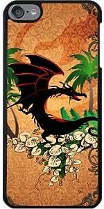 Funda para Ipod Touch 6 - Divertido Dragón by nicky2342