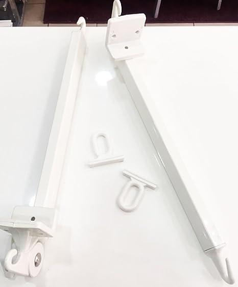 Bracci Tende Da Sole.Eurothema Coppia Bracci Per Tende Da Sole Da 50 Cm In Alluminio